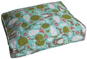 Amazon.com : molly mutt Bleecker Street Dog Bed Duvet