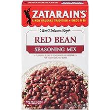 Zatarain's Red Bean Seasoning, 2.4 oz (Case of 12)