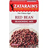 Zatarain's New Orleans Style Red Bean Seasoning Mix, 2.4-Ounce Boxes (Pack of 12)