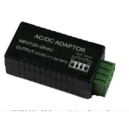 Amazon com: Azco AZACDC 24VAC to 24VDC Power Converter: Home