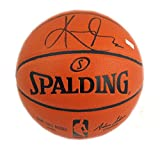 Kyrie Irving Autographed/Signed Spalding Replica Full Size NBA Basketball - Panini Authentic - Boston Celtics