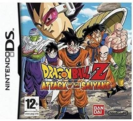 Dragon Ball Z ~ Attack of the Saiyans ~: Amazon.es: Videojuegos