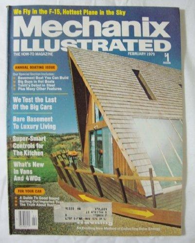 Mechanix Illustrated February 1979