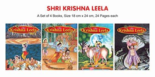 Shri Krishan Leela Pack (4 Titles) Pb