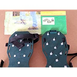 Lawn Aerating Spiked Sandals