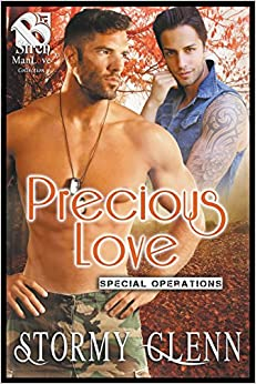 Precious Love [Special Operations 7] (Siren Publishing: The Stormy Glenn ManLove Collection)