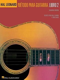 Metodo Para Guitarra Hal Leonard: Libro 2 (Book/Online Audio)
