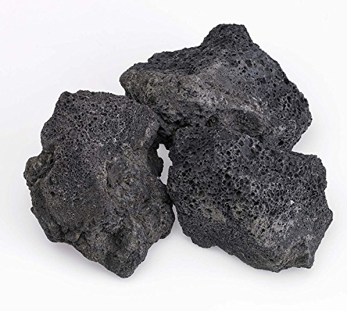 American Fireglass 10 Pound Black Lava product image