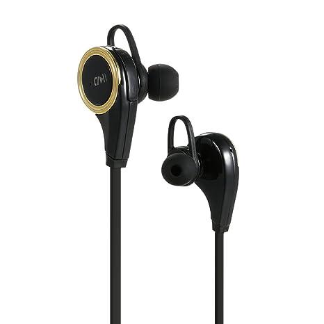 Andoer Q8 Wireless Bluetooth Auricolare In-ear Stereo Sport anti-sudore Cuffie  Bluetooth 4.0 b902b4b32305