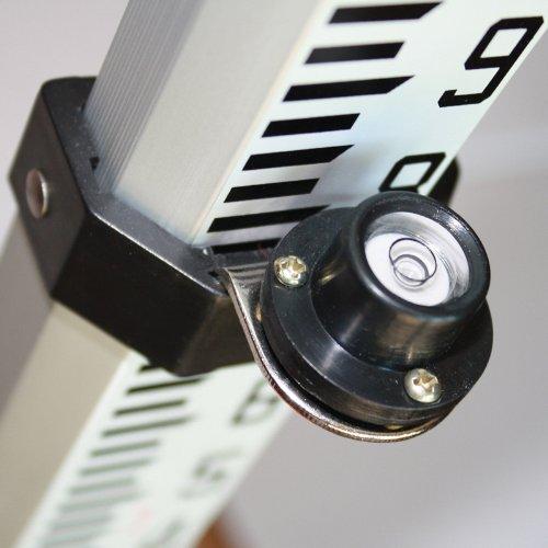 SitePro 11-813-C 13-Feet Aluminum Leveling Rod, 8ths