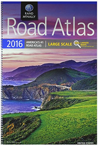 Rand McNally 528011499 Road Atlas
