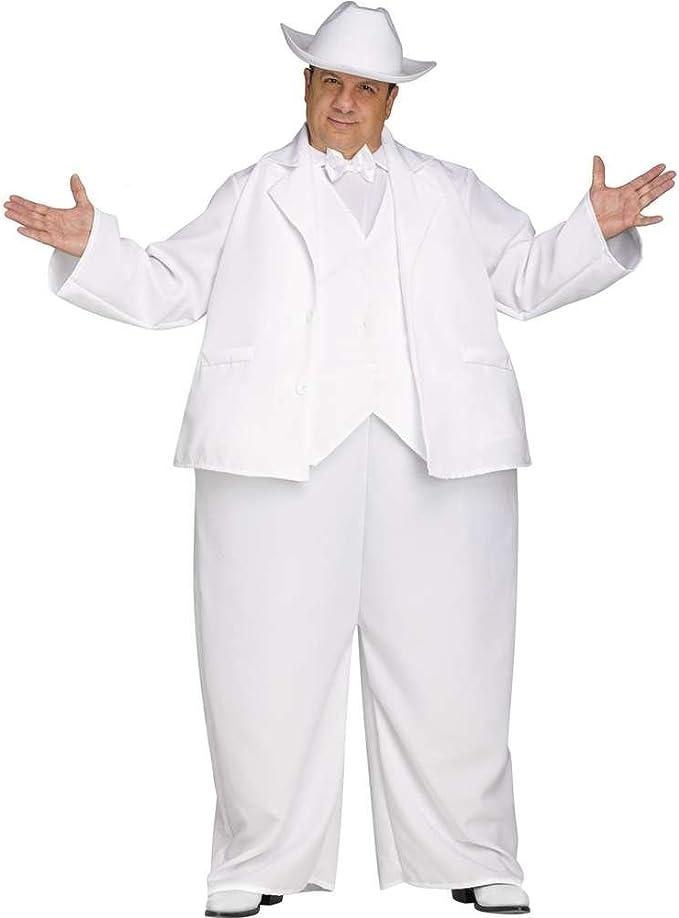 Amazon.com: La Dukes de Hazzard adulto Boss Hogg Costume ...