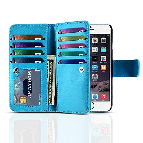 TNP iPhone Wallet Case Built