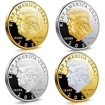 trump coin exchange