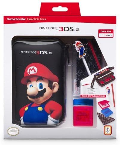 Bigben Nintendo 3DS XL Nuevo / 3DS Juego de accesorios XL