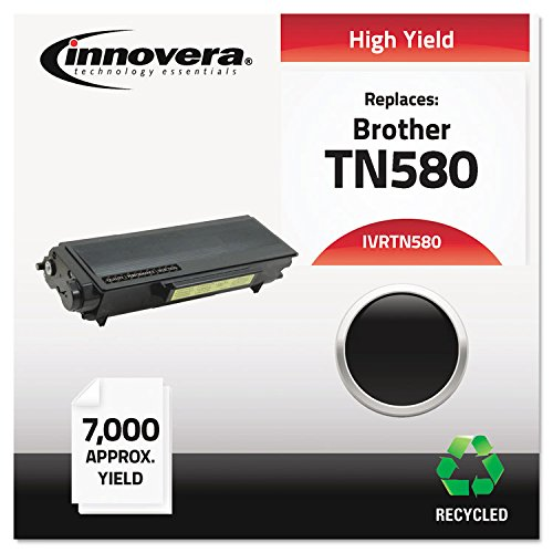 (IVRTN580 - Remanufactured TN580 High-Yield Toner)