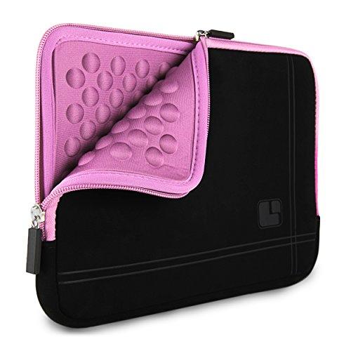 Sumaclife Microsuede Padded Carrying MacBook