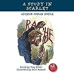 A Study in Scarlet   Arthur Conan Doyle,Tony Evans