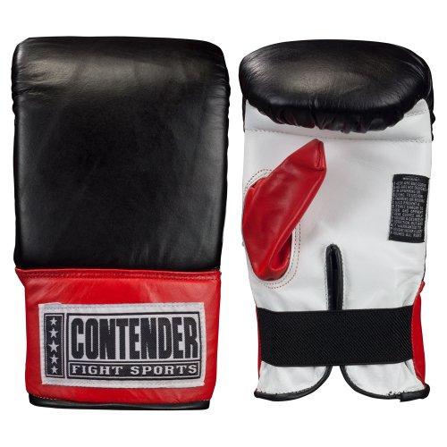 Contender Fight Sports Traditional Style Pro Bag Gloves (Medium)