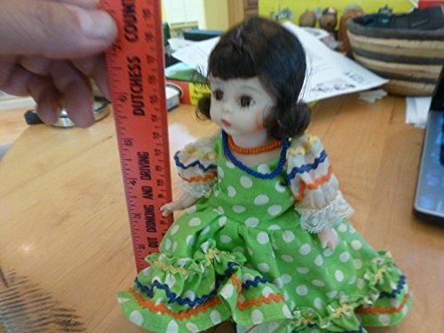 Madame Alexander New York Brazil Doll Vintage