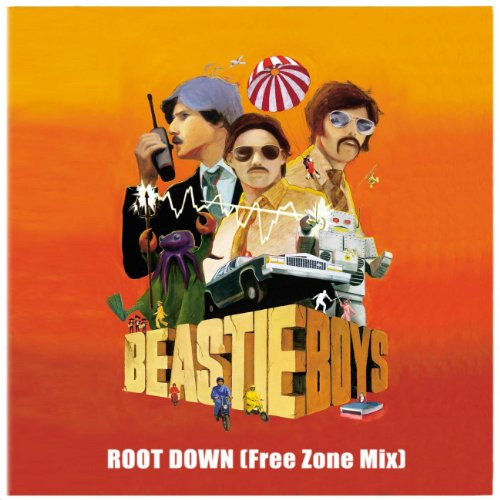Root Down (Free Zone Mix - Prunes)