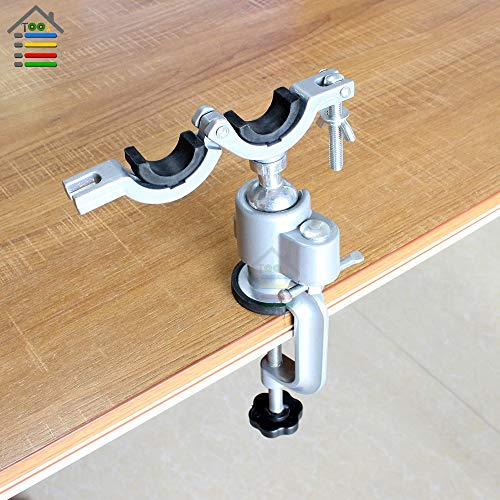 Hand Drill Press With New Design 2019, Autotoolhome Clamp-on Bench Vises Holder Fit Mini Electric Drill Stand Grinder - Kreg Legs, Hole Clamp, Micro Mark Drill Press, Kreg Vise, Quot Drill Press
