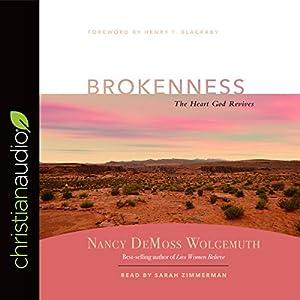 Brokenness Audiobook