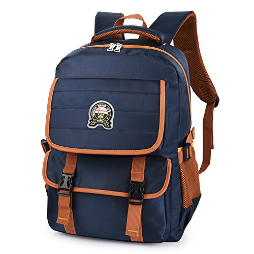 Backpack Breathable Shoulder Outdoor Students