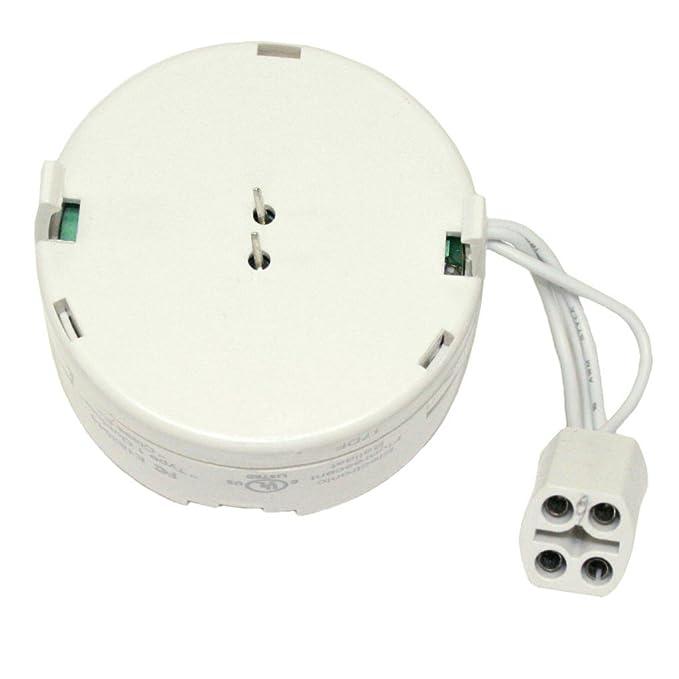 TCP 12537 - 12536q 36 W Circline adaptador T9 fluorescente lastre: Amazon.es: Iluminación