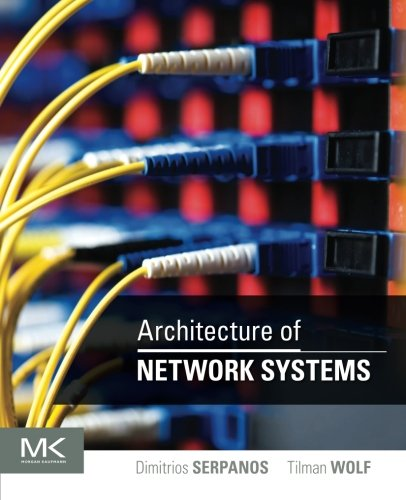 Network Systems Design - Architecture of Network Systems (The Morgan Kaufmann Series in Computer Architecture and Design)