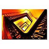 Trademark Fine Art Inspiration by CATeyes, 22x32-Inch Canvas Wall Art