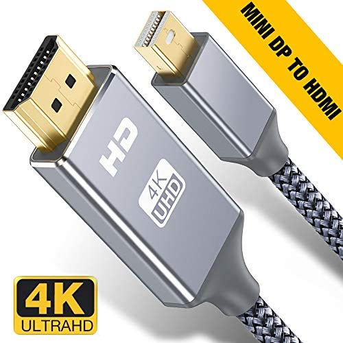Capshi Mini DisplayPort HDMI Cable