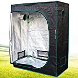 4'x2'x5' Mars Indoor Grow Tent Hydroponic Plant Growing Non Toxic Room Box --P#EWT43 65234R3FA781886