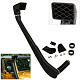 06 wrangler cold air intake - Jeep Wrangler TJ YJ Snorkel Ram Air Intake System Black 4X4 4WD Off Road
