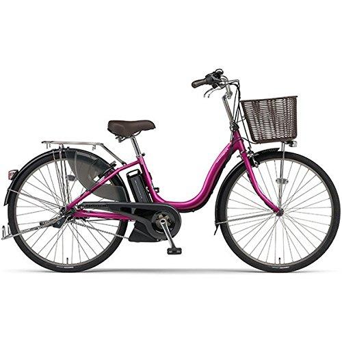 電動アシスト自転車 PAS ナチュラ L 24インチ 2016年モデル グリッターピンク B017GTMA7S