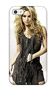 Hard Plastic Iphone 5/5s Case Back Cover,hot Shakira 2010 Photoshoot Case At Perfect Diy