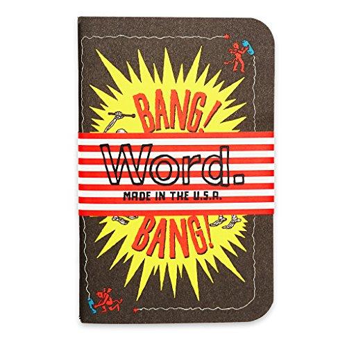 Word. Notebooks Firework - Jon Contino (3-pack) Photo #6