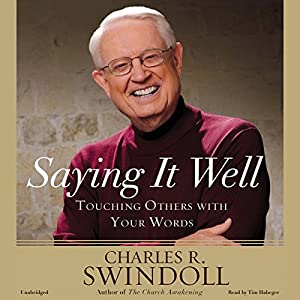 Saying It Well Audiobook
