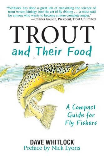 Caddis Pupa Patterns (Trout and Their Food: A Compact Guide for Fly Fishers)
