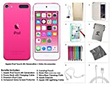 Apple iPod Touch 6th Generation and Accessories, 128GB - Pink