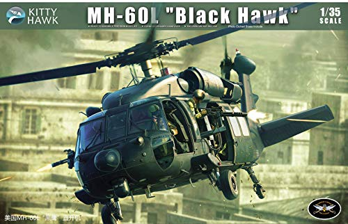 KH50005 Kitty Hawk 1/35 MH-60L Black Hawk Model Building KIT