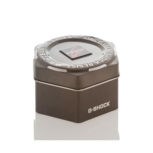 Casio GD-100HC-1E - Reloj Digital de Cuarzo para Hombre, Correa de Resina Color Negro 4