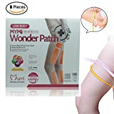 Slimming Patches, Fencia 6 PCS Slim Patch for Legs & Arms,Wonder Patch Slimmer
