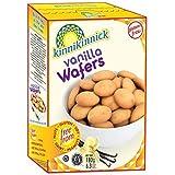 Kinnikinnick Gluten Free Vanilla Wafers - Case of 6 - 6.3oz/180g pkgs