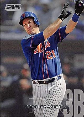 fa99e3509071 2018 Topps Stadium Club #148 Todd Frazier New York Mets Baseball Card -  GOTBASEBALLCARDS