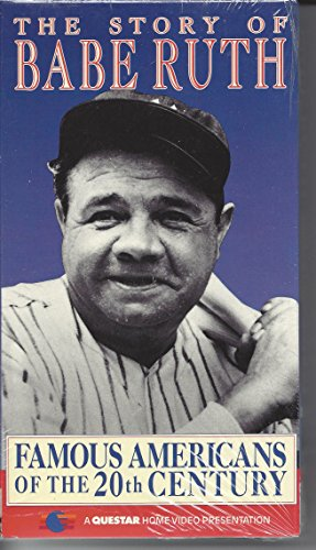 Famous Americans: Story of Babe Ruth [VHS]