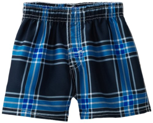 Kanu Surf Baby Boys' Rugby Swim Trunk
