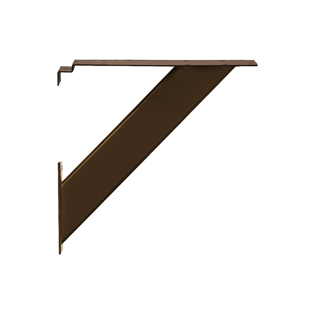 Salsbury Industries 4827BRZ Arm Kit Replacement for Decorative Mailbox Post, Modern, Bronze