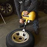Neiko 30007L Tooluxe Air Tire Bead Seater, 5-Gallon Capacity, 87-116 PSI Operating Pressure