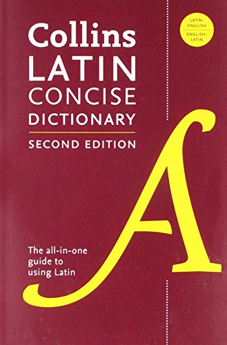 Collins Latin Concise Dictionary, Second Edition (Harpercollins Concise Dictionaries)